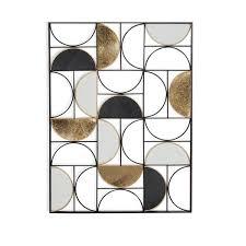 gild design house danilo metal wall