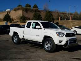 Used pickup trucks with manual transmission in Denver, CO