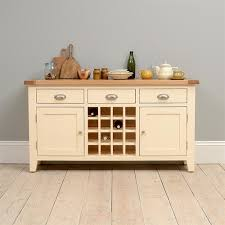 sideboard with wine rack. Brilliant Wine Canterbury Cream Sideboard With Wine Rack Including Free Delivery 732009   Pine Solutions And With
