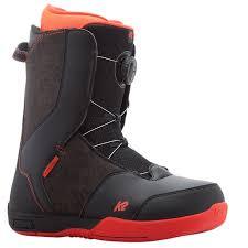 K2 Vandal Snowboard Boots Boys 2018