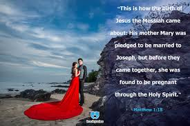 And mary said, 'behold the handmaid of the lord; Bible Verses About Marriage Koolquotes