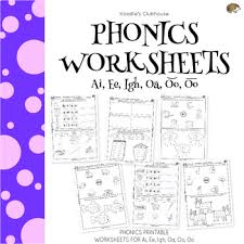 Short vowels, long vowels, consonant blends/digraphs, and advanced phonics sounds. Phase 3 Phonics Worksheets Teachers Pay Teachers