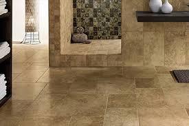 travertine tile bathroom floor. Brilliant Travertine Large Travertine Tile Bathroom Floors And Flooring In  Near Naples Intended Floor I