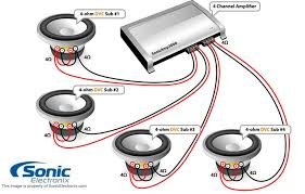 2 4 ohm dvc subs wiring 4 ohm dual voice coil wiring diagram Sub Wiring Diagrams kicker sub wiring diagram facbooik com 2 4 ohm dvc subs wiring kicker cvr 15 wiring sub wiring diagram crutchfield