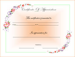 Microsoft Word Certificate Templates template for certificate of appreciation in microsoft word Mayotte 83
