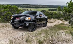 2018 gmc lifted.  2018 2018 gmc sierra 2500hd  3500hd  indepth model review car and driver throughout gmc lifted