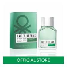 United Colors of <b>Benetton United Dreams</b> Be Strong Eau de Toilette ...