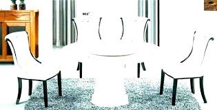 white top dining table marble room set round uk