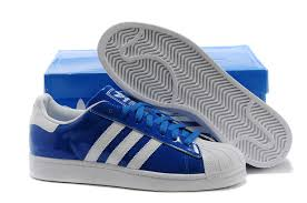 adidas shoes blue and white. adidas originals classic superstar 2 casual shoes blue white blue and white