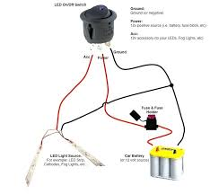 led lighting wiring diagram the union co led light bar wiring instructions at Led Lights Wiring Diagram