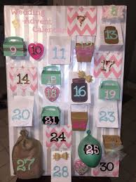 He's always wanted one, i plan to make a real one for christmas too. Diy Wedding Advent Calendar Gift Ideas Unicorn Dreaming