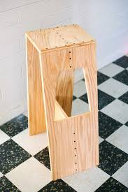 Build Your Own Bar Stools Making Stool Legs T87