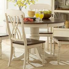 round kitchen table sets paint