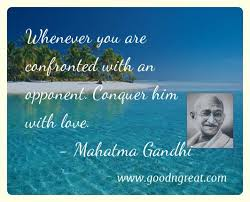 Gandhi Quotes On Love New 48 FAMOUS MAHATMA GANDHI QUOTES Good And Great