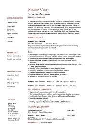 Graphic designer resume 1, example, Job description, designing - nurse  supervisor resume
