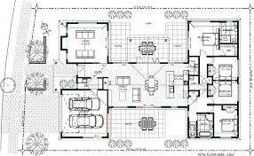 house large kitchen with scullery plans house plans