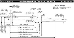 Cartridge Length Chart 300 Prc Ballistics And Comparisons Gununiversity Com