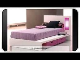 Single Bed Designs Single Bed Designs V Nongzico
