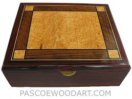 Document Boxes Decorative 1000 100 100 100 Handcrafted Large Cocobolo Wood Box Decorative Wood 60