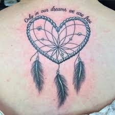 Heart Dream Catcher Tattoo View Sarah Cooper Sarahmoas Instagram Photos Videos Afternoon 16