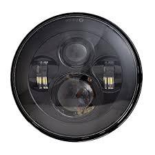 amazon com dot approved 7 black led headlights 4 cree led fog amazon com dot approved 7 black led headlights 4 cree led fog lights for jeep wrangler 97 2017 jk tj lj automotive
