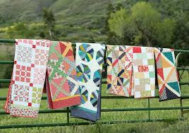 Quick Quilt tops made with Pre-cuts & Pre-Cuts Quilts Craftsy Class Amy Smart Adamdwight.com