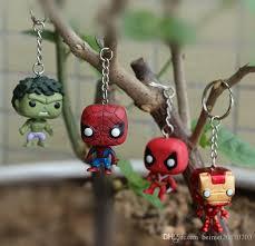 <b>4pcs lot</b> The avengers 3 Infinity War Superheros Hulk Ironman ...