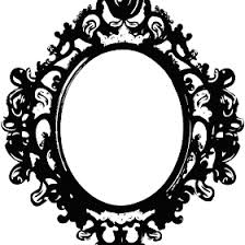 Image Easy Vintage Clipart Mirror Frame Pencil And In Color Vintage The Beyer Foundation Line Drawing Mirror Frame Clipart Panda Free Clipart Wall Mirror