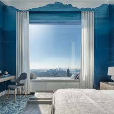 New York Skyline Wallpaper For Bedroom See Inside The 432 Park Avenue Penthouse Archpapercom