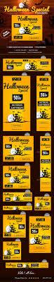 halloween sale flyer halloween sale web banner design web banner design web banners