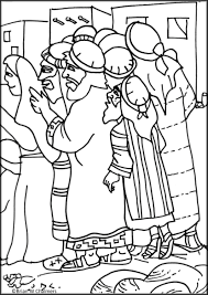 One day, zacchaeus heard that jesus was in town. Zacchaeus Coloring Page Kids Coloring Home
