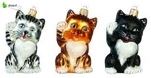 Christbaumschmuck Katze Gebraucht Kaufen Nur 2 St Bis 70