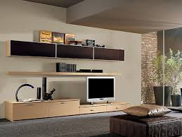 Lcd Tv Furniture For Living Room Living Room Wall Shelves Design 2015 Home Decor Pinterest