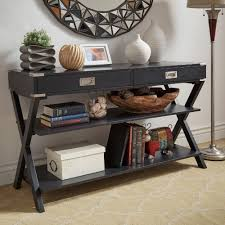 Kenton 2-Drawer X Base Console Table TV Stand by iNSPIRE Q Bold - Free  Shipping Today - Overstock.com - 23122446