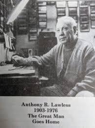 Tony Lawless – The Friar Files