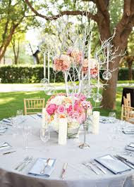Tall Wedding Centerpieces With Branches