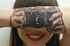 30 Originálních Tetování Creativelifecz Kreativní Inspirace
