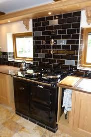Modern Black Kitchen Design - nurani.org