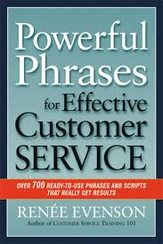 best customer service phrases amazon com powerful phrases for effective customer service over
