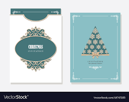 Invitation Envelope Template Christmas Party Invitation And Envelope Template