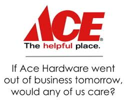 westlake ace hardware logo. does ace hardware provide such a unique product and customer experience that we would be saddened if it didn\u0027t exist? treat its employees westlake logo e
