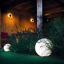 in ground lighting. Smooz Ball 40 Colour Changing LED Ground Light In Lighting