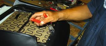 How Did You Learn Auto Upholstery? | The Hog Ring