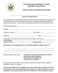 cc auth form credit card authorization release form sample forms pictures
