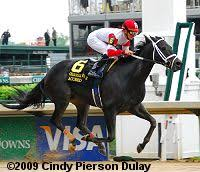 2009 Kentucky Derby Undercard Stakes Results