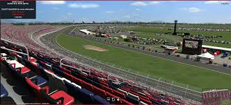 64 All Inclusive Talladega Seats 3d