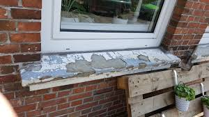 Fensterbank Aus Stein Aufwerten