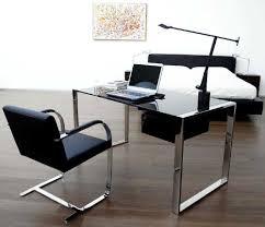Modern glass office desk Luxury Glass Modern Glass Top Office Desk Thedeskdoctors Hg Modern Glass Top Office Desk Thedeskdoctors Hg Pretty Glass Top