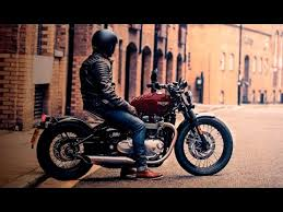 2017 triumph bonneville bobber youtube