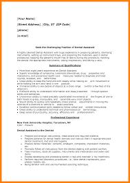9 dental assistant student resume dental assistant student resume